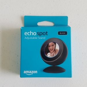 Echo Spot Stand in Black